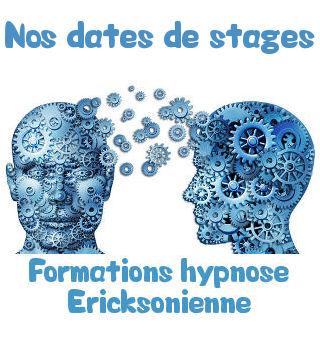 Formation certifiante Hypnose Ericksonienne Technicien et Praticien Lille